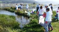 En una jornada de limpieza de cuerpos de agua, centenas de empleados y sus familiares de la empresa Coca-Cola, ayudar a recoger varias toneladas de desechos de la Laguna de […]