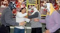 """El próximo 24 de febrero se llevará a cabo la función de lucha libre titulada """"De Poder a Poder"""", en el Centro de Convenciones de Tlalnepantla, donde se dará la […]"""