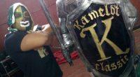 """El luchador de origen México-puertorriqueño Kamelot """"El Caballero de los Cuadrilateros"""", es un gladiador que ha realizado diversas inmersiones en el mercado del pancracio nacional y que con 22 años […]"""