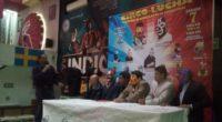 Se presentó la función Circo Lucha en favor de niños con VIH para este día 7 de julio en el deportivo Eduardo Molina en el norte centro de la capital […]