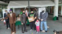 El Fantasma, comisionado de la Comisión de Lucha Libre de la CDMX y autoridades de la demarcación Miguel Hidalgo entregaron una serie de despensa de alimentos para apoyar a los […]