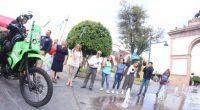 """El subsecretario de Promoción Turística de la Secretaría de Turismo del Estado de Guanajuato, Octavio Aguilar Mata asistió al arranque de """"Siguiendo tus sueños alrededor del mundo"""" en el Arco […]"""