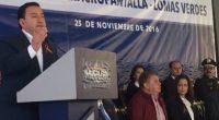 Irma Eslava El Alcalde de Naucalpan Edgar Armando Olvera Higuera, acompañado del Secretario General de Gobierno del Estado de México, José Manzur, inauguraron el Centro de Monitoreo de Seguridad, que […]