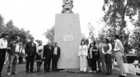 """Naucalpan, Méx.- Como parte del programa de rehabilitación de la infraestructura urbana, la presidenta municipal, Azucena Olivares, inauguró el monumento """"Mujeres Bonitas"""", escultura con la que se prevé fomentar el […]"""