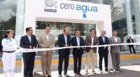 """*El secretario de Economía, Ildefonso Guajardo Villarreal, asistió a la inauguración de la fábrica """"Cero Agua"""" de Nestlé, la cual tuvo una inversión de 200 millones de pesos. Esta empresa […]"""