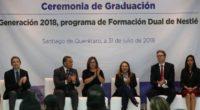 Como resultado de la cooperación entre el Colegio Nacional de Educación Profesional Técnica (Conalep) y la empresa Nestlé México, 32 estudiantes finalizaron su preparación académica y profesional, bajo el esquema […]
