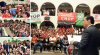 Toluca, Méx.- El líder estatal del PRI, Carlos Iriarte, exhortó a los priístas a salir a las calles a convencer a la sociedad para refrendar su confianza en el 2015, […]