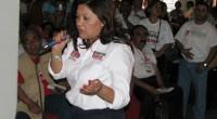 """Nezahualcóyotl, Méx.- La candidata del PRI a la presidencia municipal, Martha Angón, sostuvo que la tarjeta """"La Efectiva"""" que fue entregada a la población como parte de un programa de […]"""