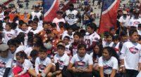 Alrededor de 400 niños y niñas de entre 6 y 14 años de edad fueron aleccionados por jugadores de Los Ángeles Rams y Kansas City Chiefs sobre los fundamentos de […]