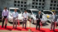 La empresa automotriz Nissan puso en operación un programa de vehículos eléctricos compartidos en alianza con lugares de hospedaje regionales como Chitose e Isen, en el norte de Japón, en […]