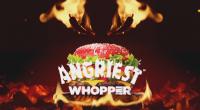 """La empresa Burger King dio a conocer su nuevo producto la hamburguesa """"Angriest Whopper Fuego"""", que se destaca por su enchilado sabor que está a la venta desde el 4 […]"""