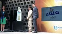 La empresa lechera mexicana Grupo Lala, presentó su nueva línea de productos Lala 100, producto que vía ultrafiltración permite tener una mayor concentración de nutrientes en un 70%, para un […]