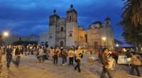 Oaxaca, Oax.- En las sesiones de trabajo del congreso de ciudades patrimonio se llevó a cabo la presentación de algunos de los finalistas a ser sede del siguiente congreso en […]