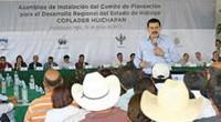 El gobernador José Francisco Olvera Ruiz llevó a cabo la instalación del Comité de Planeación para el Desarrollo Regional (COPLADER) para los municipios que comprenden Huichapan, Chapantongo, Nopala y Tecozautla, […]