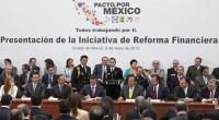Pacto por México, suplantador. *** Reclamos, exigencias y recordatorios hubo durante el relanzamiento del Pacto por México y, en su afán de sustentar y reiterar el apego a la legalidad, […]