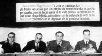 * En el PAN, escándalos sepultan ideales de sus fundadores El Partido Acción Nacional (PAN) cumplió 75 años. Los festejos no se hicieron esperar; sin embargo, se vieron opacados por […]