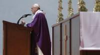 En la visita que el Papa Francisco realizó al municipio mexiquense de Ecatepec, destacó entre sus palabras el pedirle a la población como actores políticos y otros, el no ceder […]