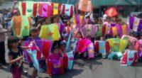 Fundación Reintegra organizó el 8vo encuentro anual de papalotes en la plaza de Garibaldi, en donde se invitó a diversos infantes con sus padres para crear papalotes y volarlos en […]