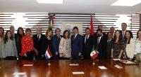 Con el propósito de compartir experiencias exitosas en materia de turismo, perspectivas de cooperación bilateral y el fortalecimiento de la región en este sector, el secretario de Turismo de México, […]