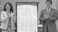Apaxco.- En el marco de la celebración del 96 aniversario de la Constitución Política de los Estados Unidos Mexicanos; el Ayuntamiento de Apaxco 2013-2015, encabezado por Daniel Parra Ángeles, llevó […]