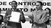 Melchor Ocampo.- El presidente municipal Isidro Rivas Juárez firmó el convenio para la certificación de los 80 policías del municipio con Carlos Flores González, director del Centro de Control de […]