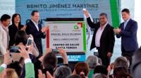 Huehuetoca.- El gobernador Eruviel Ávila Villegas puso en marcha la reafiliación gratuita de un millón 500 mil personas al Seguro Popular, programa que se lleva a cabo en coordinación con […]