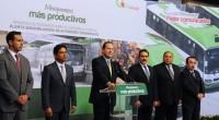 Zumpango.- Inversión: El gobernador Eruviel Ávila Villegas anunció que el consorcio Transmasivo, constituido por 13 empresas mexiquenses, invertirá más de mil 500 millones de pesos para la construcción de la […]