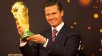El trofeo de la competencia mundial, de millones y millones de espectadores, de Futbol, es llevado y presentado por 89 países. En México la mostró, la acarició y derramó ilusiones, […]