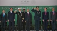 Las Fuerza Armadas Federales, el Ejército y La Marina recibieron reconocimientos del Presidente Enrique Peña Nieto. Los exaltó públicamente por la labor que realizan para proteger a la sociedad. Lo […]