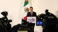 San Petersburgo, Rusia.- El Presidente Enrique Peña Nieto, hizo un llamado hoy, ante los líderes del G20, entre los cuales se encuentran los países económicamente más influyentes del mundo, para […]