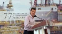 Sí hubo celebración de la expropiacíon petrolera. Fue el 77 aniversario. El Presidente Enrique Peña Nieto lo hizo en Paraíso,Tabasco. Repitió que PEMEX y el petróleo seguirá siendo patrimonio de […]