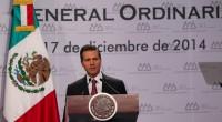 """Adolfo Montiel Talonia yGuillermo Sánchez El Presidente se detuvo en el camino. A unos días de terminar el año. El mandatario Enrique Peña Nieto dijo: """"2014 fue de claroscuros"""". Resalta […]"""