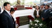"""Nezahualcóyotl, Méx.- El alcalde de esta localidad, José Salinas inauguró la plaza de la """"Libertad de Expresión"""" y el monumento a Francisco Zarco con motivo de la celebración del día […]"""