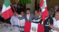 En presidente municipal de Arequipa, Perú, Alfredo Segarra, comentó que se recibe la estafeta de Oaxaca, quien dejo muy alto el estándar de calidad y asumieron el reto, aunado a […]