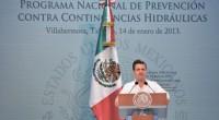 Mientras que el Presidente Enrique Peña Nieto anunció el Programa Nacional de Prevención contra Contingencias Hidráulicas para evitar grandes inundaciones como las que hemos vistos en Tabasco y Veracruz, el […]