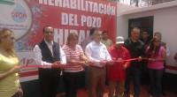Tlalnepantla, Méx.- El presidente municipal, Pablo Basáñez García, acompañado por el director del Organismo Público Descentralizado Municipal para el servicio de Agua, (OPDM), inauguraron los trabajos de rehabilitación del pozo […]