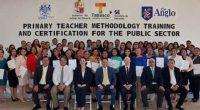 Más de 250 profesores de escuelas públicas de nivel básico en los estados de Tlaxcala, Tabasco, Guanajuato y Sonora, acreditaron el curso Primary Teacher Training and Certification Course for the […]
