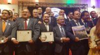 El secretario de Turismo del Estado de Guanajuato, Fernando Olivera Rocha recibió a nombre de Yuriria, Pueblo Mágico el Premio Excelencias Turísticas 2017 a la innovación como Destino Turístico Responsable, […]