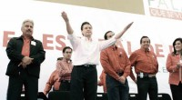 Toluca, Mex.- Somos un instituto político que no se deja vencer por expresiones de autocomplacencia y, hoy menos que nunca, actuamos con triunfalismos, por el contrario, trabajamos desde cualquier […]