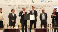 La Procuraduría Federal de Protección al Ambiente (PROFEPA) entregó a Teléfonos de México (TELMEX) 88 Certificados de Calidad Ambiental con el Nivel de Desempeño Ambiental 2 (NDA2), por el máximo […]