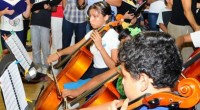 En su Primer Informe de Gobierno, el Presidente Enrique Peña Nieto, destacó la puesta en marcha de más de 60 mil proyectos artísticos y culturales, en beneficio de 35 millones […]