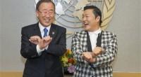 Ban Ki-moon, el secretario general de las Naciones Unidas, afirmó estar «celoso» del éxito del popular rapero surcoreano PSY, creador de la canción «Gangnam Style». Hace un mes, esta canción, […]