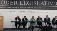 Al cumplir con la Glosa del Primer Informe de Gobierno estatal de Querétaro, ante la Legislatura Local, el Secretario de Turismo en la entidad, Hugo Burgos García, dio a conocer […]