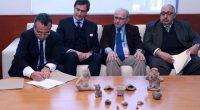Se dio a conocer la recuperación de doce piezas arqueológicas retenidas en Reggio Calabria y Ancona, Italia, por los Carabineros para la Protección del Patrimonio Cultural de Italia y entregadas […]