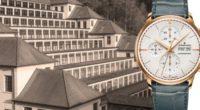 Un reflejo de nuestra historia: con motivo del centenario de una de las obras arquitectónicas de Philipp Jakob Manz, Junghans presenta elMeister Chronoscope Terrassenbaude edición limitada. El edificio de terrazas […]
