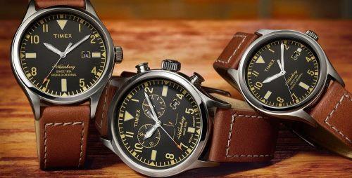 333cc80853a2 Presenta Timex su nueva colección de relojes Waterbury Red Wing