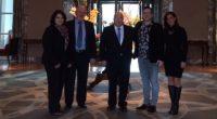 En seguimiento a las acciones de promoción turística del estado de Querétaro en Europa, el Secretario de Turismo estatal, Hugo Burgos García, en su visita a Irlanda realizó diversas reuniones […]