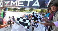 """El secretario de Turismo federal, Enrique de la Madrid Cordero, encabezó en Valle de Bravo, Edomex, el banderazo de salida al serial del """"Campeonato Nacional de Ciclismo de Montaña"""", que […]"""