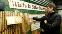 """El secretario de Turismo federal, Enrique de la Madrid Cordero, aseguró que el ecoturismo es una manera de preservar y conservar las selvas de nuestro país, """"estos proyectos son viables […]"""