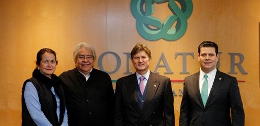 El secretario de Turismo federal, Enrique de la Madrid Cordero, encabezó el homenaje que a través del Fondo Nacional de Fomento al Turismo (Fonatur) la Sectur rindió a Enrique Carbajal […]